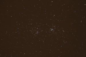 Caldwell 14 - Double Cluster in Perseus - Andrei Karpenko - 19/02/2012