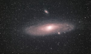 M31 - Andromeda Galaxy - James Dawson - Oct 2014