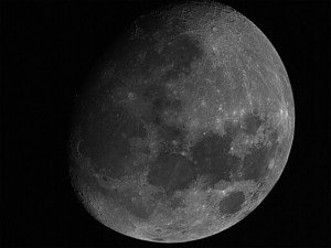 Moon - Chris Jackson - 01/04/2014