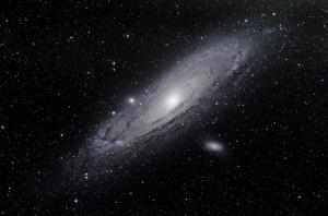 M31 - Andromeda Galaxy - Damian Lathall - 09/09/2015